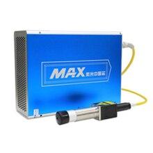 цены MAX/Raycus/JPT/IPG fiber laser source 20W 30W 50W 100W fiber laser marking machine laser parts for sale
