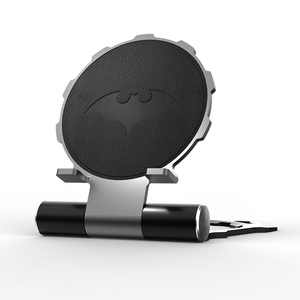 Image 3 - Batman Lega di Alluminio del Metallo Del Telefono Mobile Del Supporto Del Basamento Per il iPhone 11 Pro Max X XS MAX XR Universale Del Telefono Delle Cellule supporti tablet Supporto