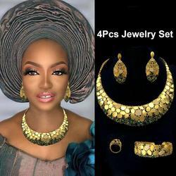 GODKI العلامة التجارية الشهيرة بلينغ بلينغ الترتر الفاخرة النيجيري دبي طقم مجوهرات s للنساء مكعب الزركون الزفاف طقم مجوهرات الزفاف 2020