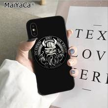 MaiYaCa Viking Vegvisir Odin Nordic Customer High Quality Phone Case for iPhone 11 pro XS MAX 8 7 6 6S Plus X 5 5S SE XR case