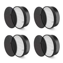 Air Purifier LV-H132 Replacement Filter (4 Pack)