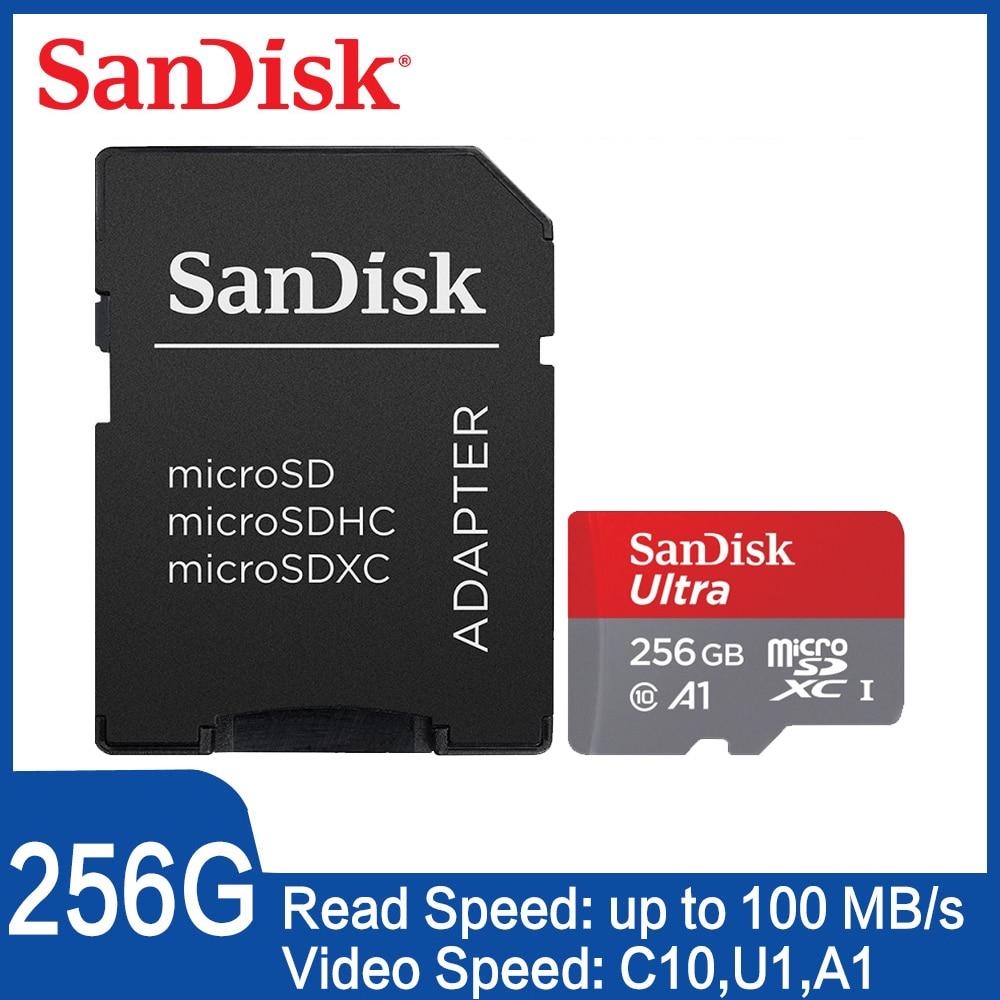 SanDisk Ultra ® tarjeta de memoria de 128 gb microsdxc UHS 80mb//s ADAPT