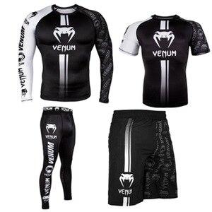 Camiseta deportiva para Hombre Bañadores MMA con estampado sublimado bjj boxing rashguard jiu jitsu gi rash guard transpirable muay envío gratis