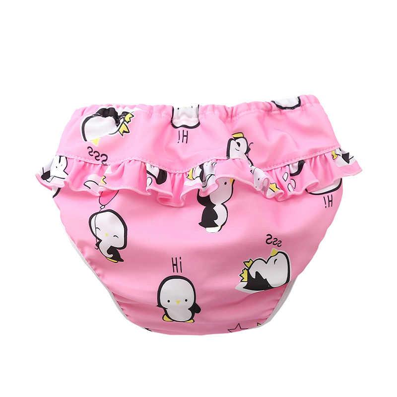 Kelas atas Bayi Baju Renang Dapat Digunakan Kembali Berenang Popok Bayi Baju Renang Anak Kolam Popok Celana Kolam Renang Popok