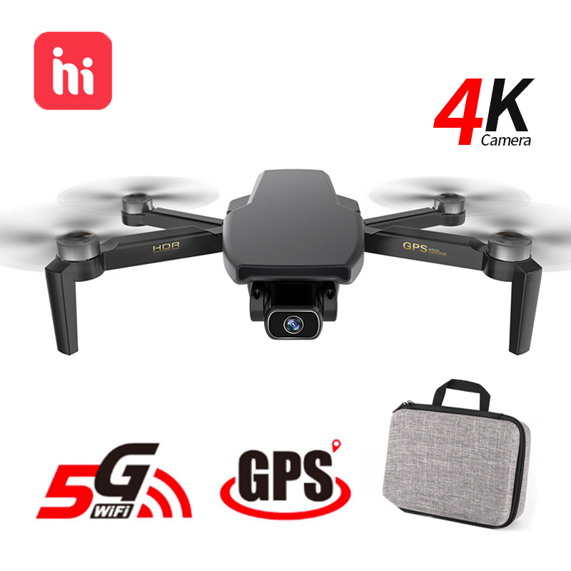 Hipac SG108 Drone 4k GPS with Camera 5G Foldable Brushless Profissional 1000M Wifi 32Mins RC Dron GPS 4k Quadrocopter Follow Me|RC Helicopters| - AliExpress