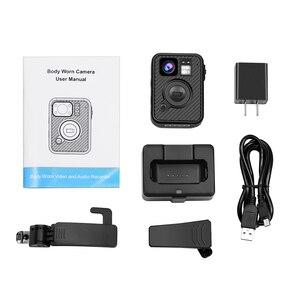 Image 5 - BOBLOV Wifi 경찰 카메라 F1 64GB 바디 카메라 1440P 착용 된 카메라 법 집행 10H 녹화 GPS 나이트 비전 DVR 레코더