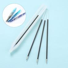 Transparent UV Resin Epoxy Resin Casting Mold Handmade Ballpoint Pen Penholder Silicone Mold DIY Art Craft Jewelry Making Tool