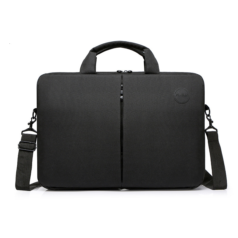 Briefcase Laptop Business Bag Men And Women Waterproof Large Capacity Portable 15.6inch Computer Bags Messenger Shoulder Handbag