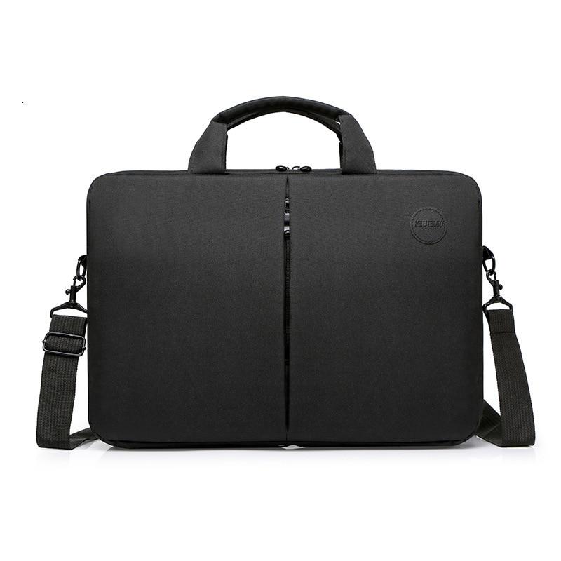 Briefcase Laptop Business Bag Men And Women Waterproof Large Capacity Portable 15.6inch Computer Bags Messenger Shoulder Handbag