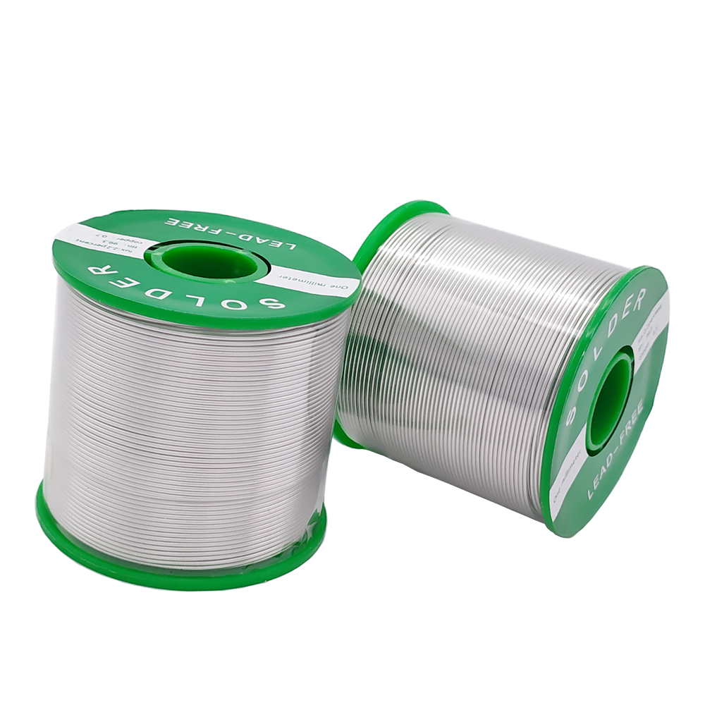 20g/50g/100g/150g/500g 1.0mm Environmental Protection Tin Lead Tin Wire Melt Rosin Core Solder Soldering Wire Roll