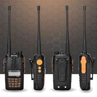 baofeng uv Baofeng UV-6R מכשיר קשר 400-470MHz Dual Band שתי דרך רדיו משדר קיט (5)