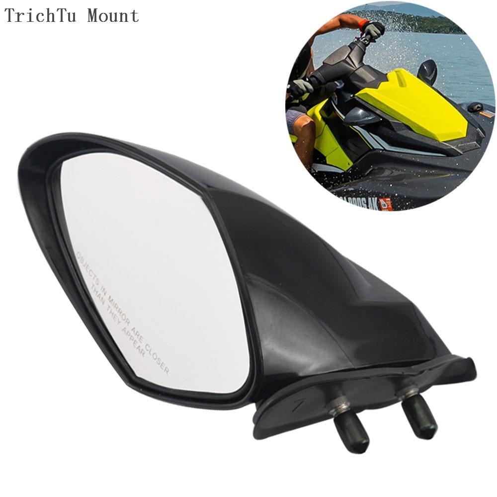 Yamaha VX110 Mirror Pair Mirrors Sport Deluxe Cruiser Right Left VX 110 1000