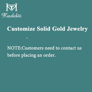 Image 1 - Kuololit Customize 14K yellow gold Ring