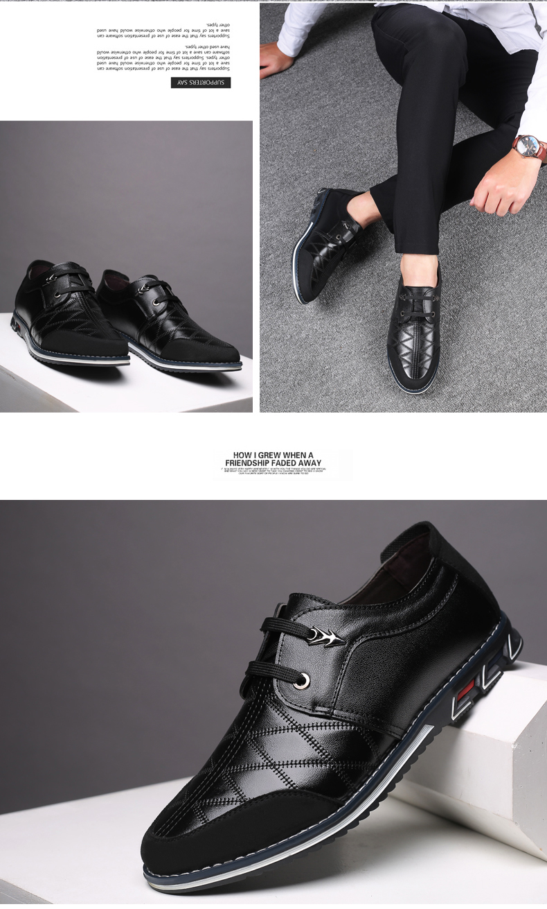 He528b47055b34462bad671f665db7aa2d Genuine Leather Men Casual Shoes Brand 2019 Mens Loafers Moccasins Breathable Slip on Black Driving Shoes Plus Size 38-46