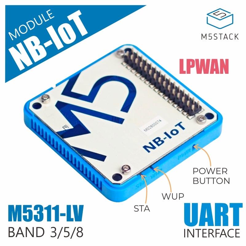 M5Stack Official NB-IoT Module M5311 Wireless Communication Module