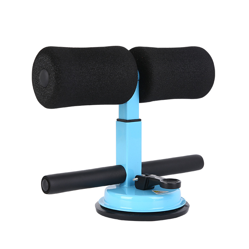 Fitness Sit Up Bar Assistant Gym Exercise Device Resistance Tube Workout Bench Equipment Home Abdominal Machine Lose Weight image