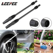 Leepee洗車ツール圧力洗濯機karcher杖先端ランスノズル洗車機水ジェットランス回転ターボランス