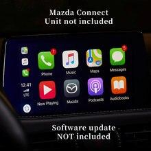 Автомобильный usb комплект для mazda apple carplay и android