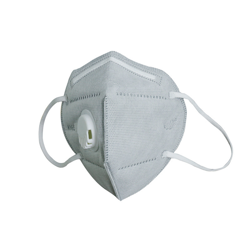 Disposable Protection Mask N95 Earloop Nonwoven Elastic Mouth Soft Breathable Mask Prevent Virus KN95