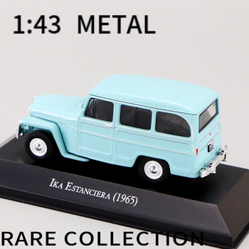 1:43  IKA ESTANCIERA (1965)DIECAST CAR MODEL COLLECTION TOYS   PERFECT  SIZE AND WEIGHT 1