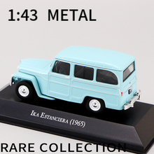 Collection-Toys DIECAST IKA AND 1:43 1965 Car-Model WEIGHT ESTANCIERA Perfect-Size