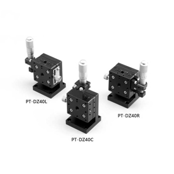 PDV PT-DZ40 Lifting Platform Z-axis Displacement Platform One-dimensional Linear Platform Differential Head Lifting Platform фото