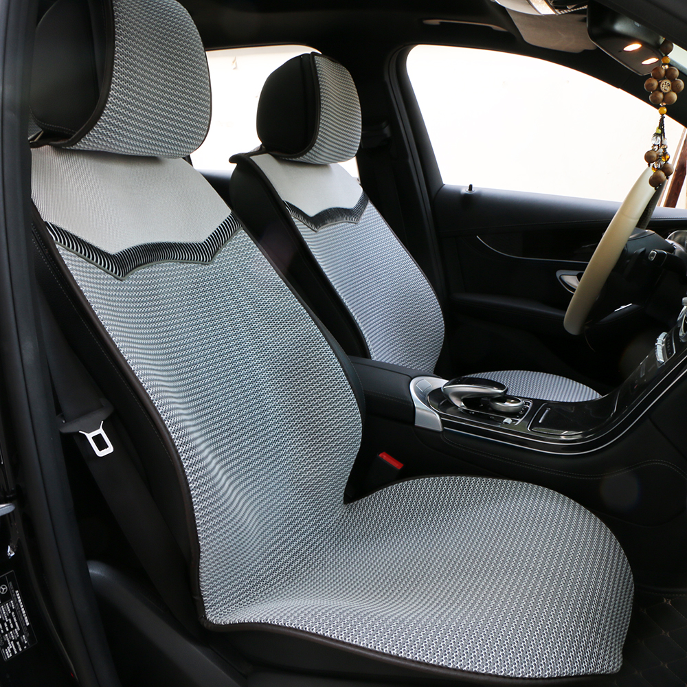 1 Back or 2 Front Breathable Automobile Seat Cushion / 3D Air mesh Car Seat Cover Mat fit most Cars Trucks SUV Protect Seats