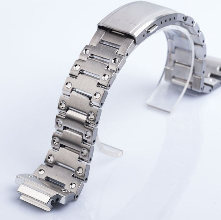 Generic GM-5600 Stainless Steel Watch Bezel And Watch Band