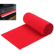 4Pcs Piano Keyboard Cover Soft Dustproof Keyboard Cover Cloth Suit for 88 Keys Piano Cleaning Protection Accessories