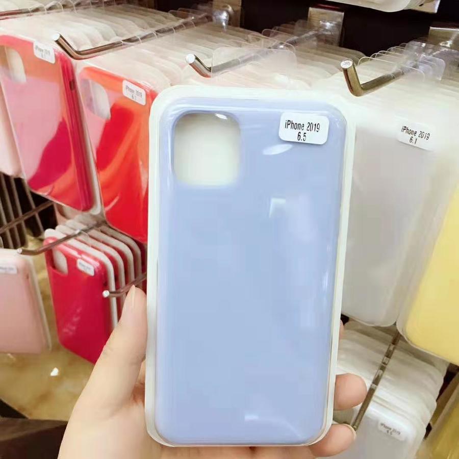 Cover Custodia Gel Silicone Per Apple iPhone 11 / XI 6.1
