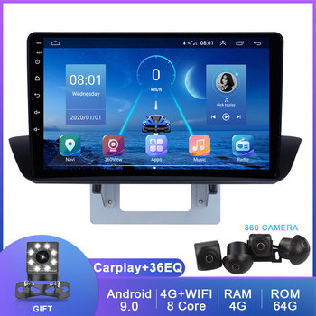 Android 9.0 2 Din For Mazda BT50 2012~2018 Car Multimedia Player Radio Stereo GPS Navigation Head Unit Carplay DSP BT WIFI 4G 10 25 android car multimedia player for bmw x6 f16 2014 2017 nbt navigation navi gps bt support 4g 3g wifi radio stereo
