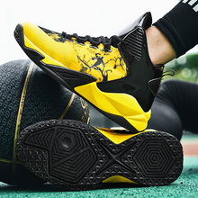 Mens Basketball Shoes Cushioning Basketball Sneakers Women Couple Boy Girl Basketball Breathable Sports Shoes Fitness Trainers cheap Mangobox CN(Origin) Medium(B M) Medium cut Rubber Synthetic 0822 FREE FLEXIBLE Lace-Up Spring2019 Fits true to size take your normal size