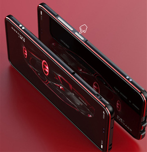 Image 4 - Voor Huawei mate 30 Case Metalen Frame Dubbele Kleur Aluminium Bumper Bescherm Cover voor Huawei mate 30 Case