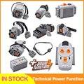 Ev5 Technische Power Funktion Servo Motor Polarität Schalter IR Empfänger Batterie Box Hohe-tech creator ersatzteile ev3 motor