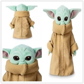 30cm Original Star Wars Master Yoda Baby Plush Doll Kids Boys Girls Toys цена 2017