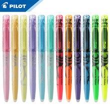 12 ชิ้น/ล็อตนักบินญี่ปุ่นSW FL FRIXION Erasable Markerปากกาสำนักงานโรงเรียนเครื่องเขียน