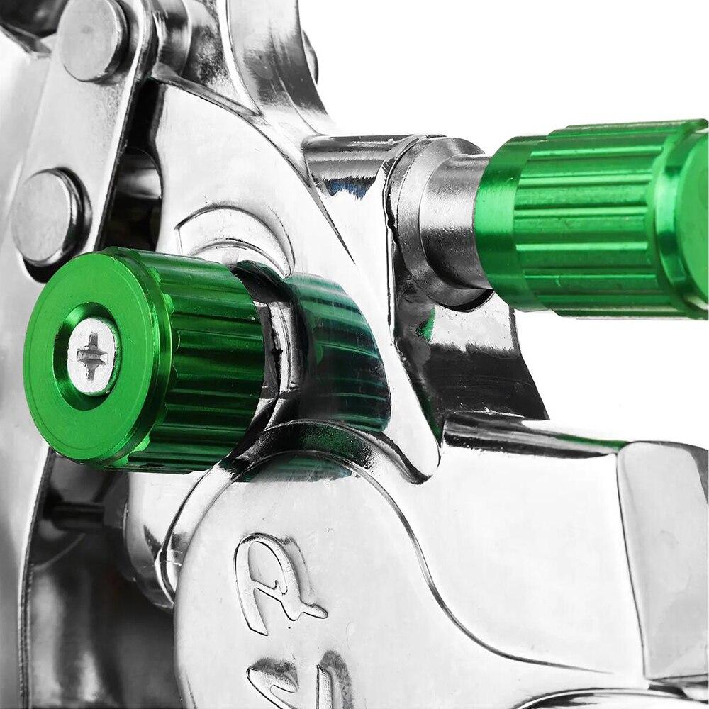 pistolet à peinture vert