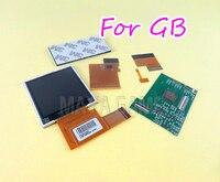 Kit de modificación de pantalla LCD NGPC  5 Juegos para Nintend GBC GBP  brillo ajustable de alta luz LCD  accesorios de 5 segmentos