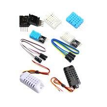 DHT11 Digital Temperature and Humidity Sensor DHT22 AM2302B AM2301 AM2320 Temperature and Humidity Sensor For Arduino AM2302