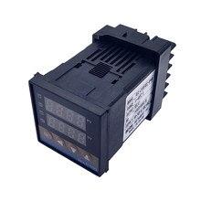 NOUVEAU REX-C100 intelligent PID régulateur de température Universel/K Type REX C100 Relais SSR sortie Thermostat