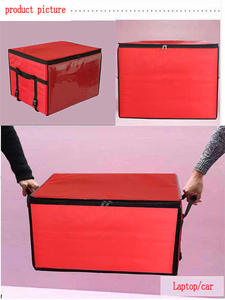 Cooler-Bag Take-Out Large Incubator-Box Package Pizza Ice-Cream Meals Cold-Insulation