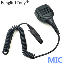 New PTT Mic Speaker Microphone for Baofeng BF-UV9R UV9R BF-A58 A58 UV-XR GT-3WP BF-9700 UV-9R Plus Radio Walkie Talkie