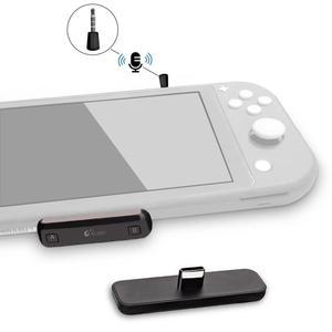 Image 1 - Беспроводной аудио адаптер GuliKit NS07 Pro Route Air с поддержкой голосового чат USB C Bluetooth аудио передатчик для Nintendo Switch PS4