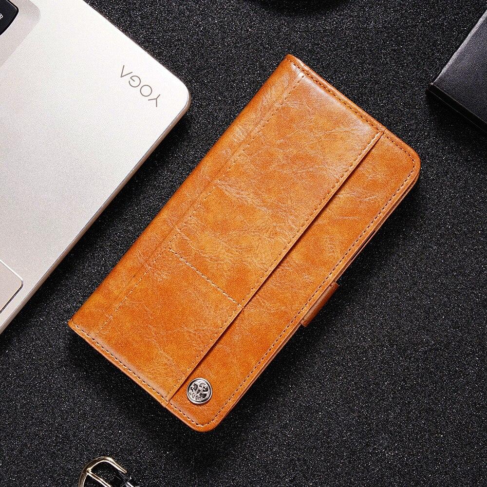 Étui à rabat en cuir pour Motorola G4 G5 G6 G7 G8 pour E5 E6 Plus Z2 Z3 P30 P40 jouer portefeuille fente pour carte VISA housse de luxe