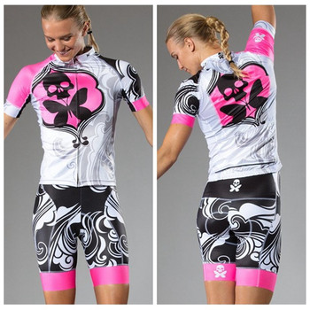 Maillot de ciclismo para mujer de Colección verano 2020 ropa de Escocia...