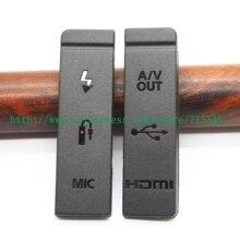 (高品質) 新しい USB/HDMI 、 DC IN が/Video Out 底キヤノン Eos EOS 5D マーク II /5DII/5D2 デジタルカメラ