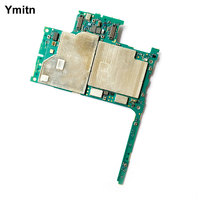 Ymitn Housing Mobile Electronic panel mainboard Motherboard Circuits Flex Cable For Sony Xperia XZs G8232 G8231