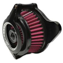 AirFilter Motorcycle Air Cleaner Intake Filter For Harley Touring Street Glide Road Glide 2008-2016 Softail 2016-2017 CNC Crafts цена и фото
