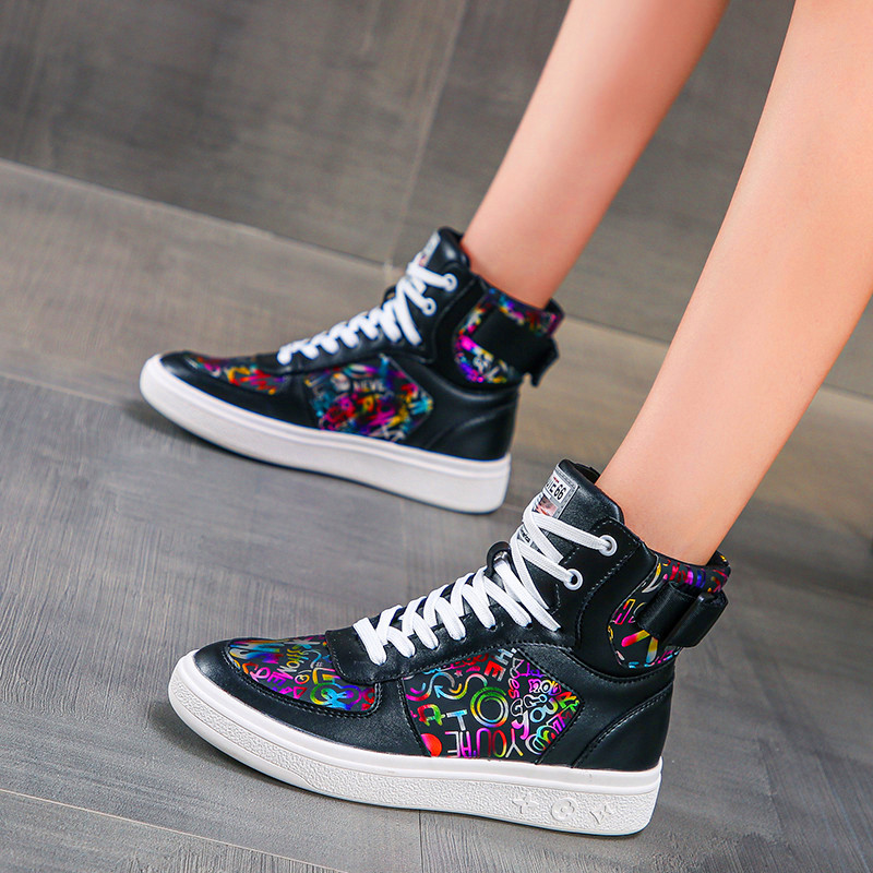 High quality Fashion Classic Womens Shoes Sneakers for Women Vulcanized Shoes Casual Fashion Platform Sneakers Zapatillas Hombre