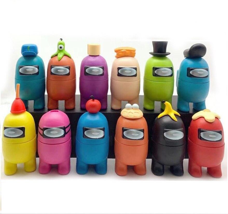 5/12 шт./компл. у нас игры фигурку игрушки PVC Моделя с хорошим спросом у нас Куклы Коллекционные игрушки для детей взрослому подарок на день рож...